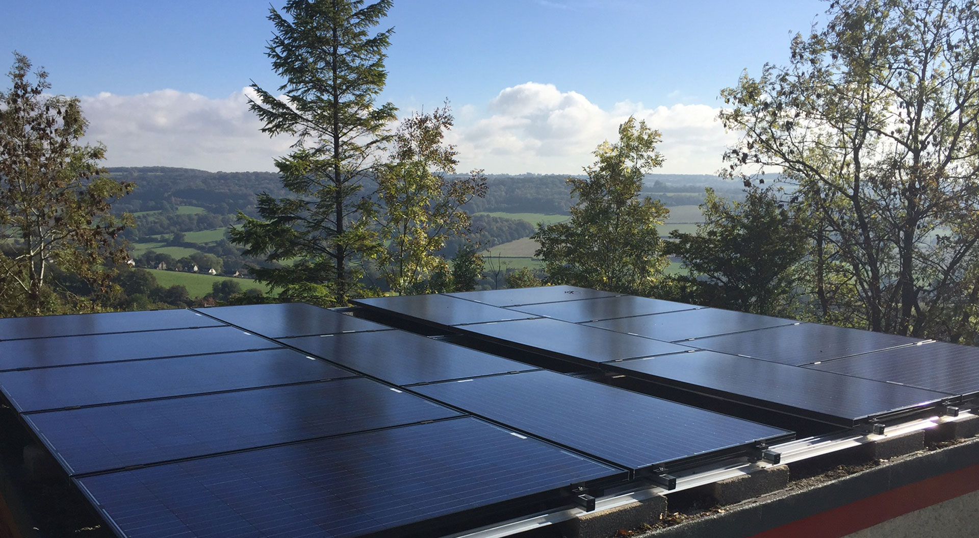 domestic solar pv from greenshop solar in gloucestershire